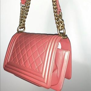 CHANEL Bags - Chanel quilted boy bag
